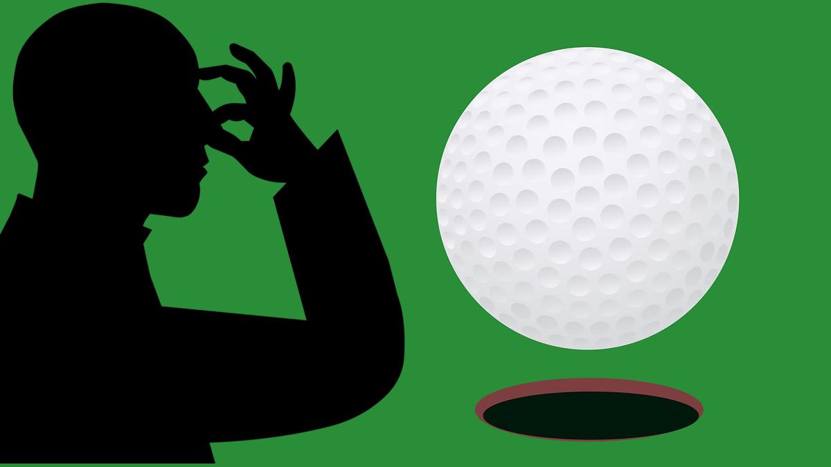 臭い鑑定士とゴルフボール