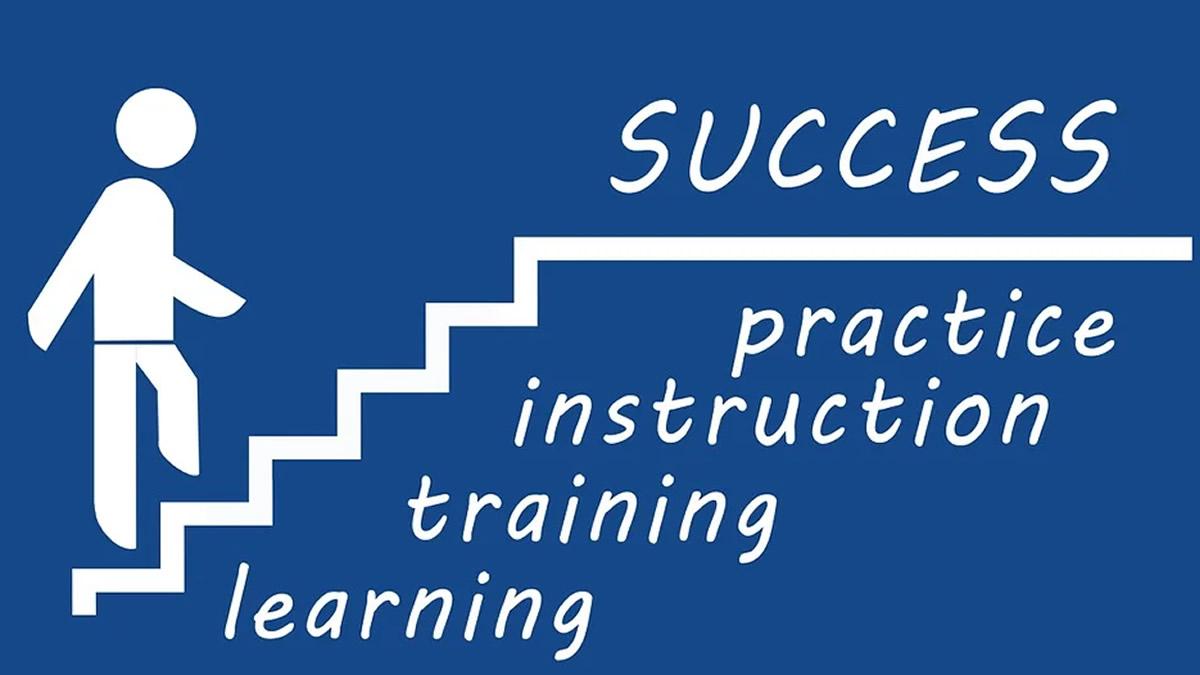 成功の道のり