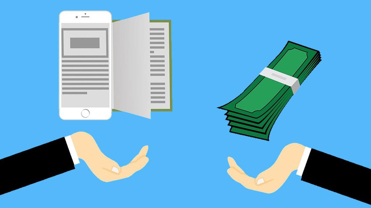 電子書籍とお金